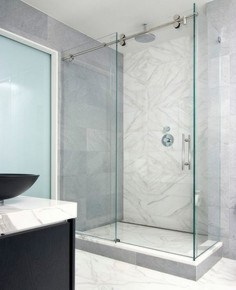 Система тропический душ (смеситель - душевая панель)