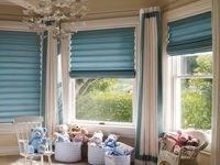 Римские шторы тканевые