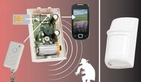 Камера наблюдения на аккумуляторе