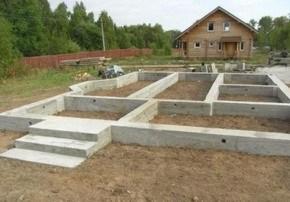Строим монолитный фундамент Люберецкий район