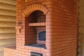 кладка каминов печей в Солигорске