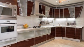 отделка кухни в Барановичах
