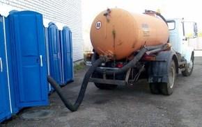 Откачка канализации из выгребной ямы Барановичи