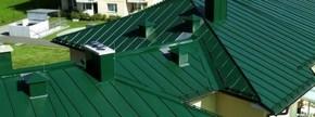 покраска металлической крыши в Бресте