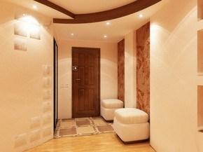 Ремонт прихожей коридоров в Минске