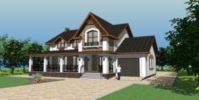 проектирование домов в Борисове