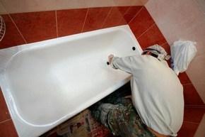 эмалировка ванн в Витебске