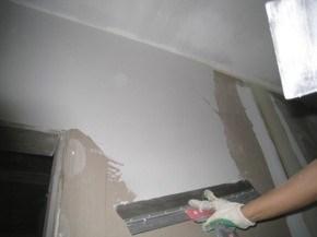 шпатлевка стен в Гродно